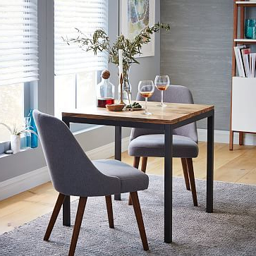 Widely Used Baring 35'' Dining Tables Throughout Box Frame Square Dining Table – Wood #westelm $400, 30 X (View 4 of 25)
