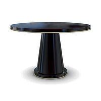 Widely Used Column Pedestal Dining Table – Wisteria Within Villani Pedestal Dining Tables (View 20 of 25)