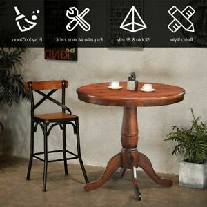 """Widely Used Servin 43'' Pedestal Dining Tables With Durable 32"""" Round Pedestal Dining Table Only (View 11 of 25)"""