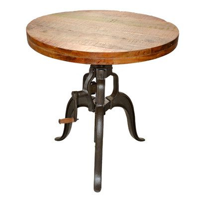 Widely Used Shop Wayfair For Pub Tables & Bistro Sets To Match Every Inside Andreniki Bar Height Pedestal Dining Tables (View 25 of 25)