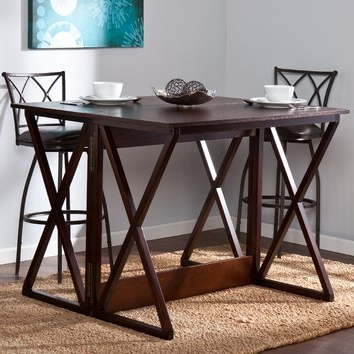 Wildon Home ® Keraton Counter Height Extendable Dining With Regard To Trendy Counter Height Extendable Dining Tables (View 12 of 25)