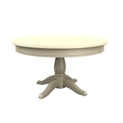Wilkesville 47'' Pedestal Dining Tables Within Well Known Choices Dining Table – Broyhill Round/oval Pedestal Table (View 6 of 25)