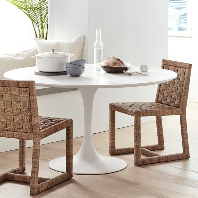 Williams Inside Pedestal Dining Tables (View 5 of 25)