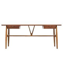 Wishbone Table – 26 For Sale On 1stdibs Inside Famous Nottle (View 7 of 25)