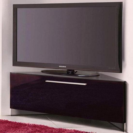 20 Ideas Of Black High Gloss Corner Tv Unit (View 9 of 10)