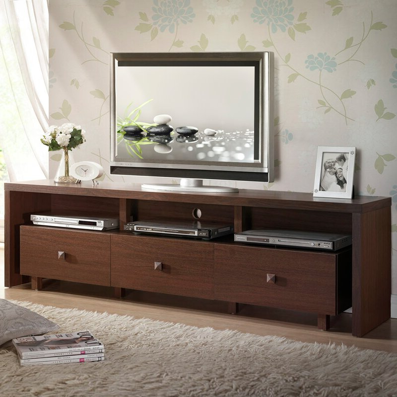 """2017 Ansel Tv Stands For Tvs Up To 78"""" Intended For Wrought Studio Andreoni Tv Stand For Tvs Up To 78 Inches (View 3 of 25)"""