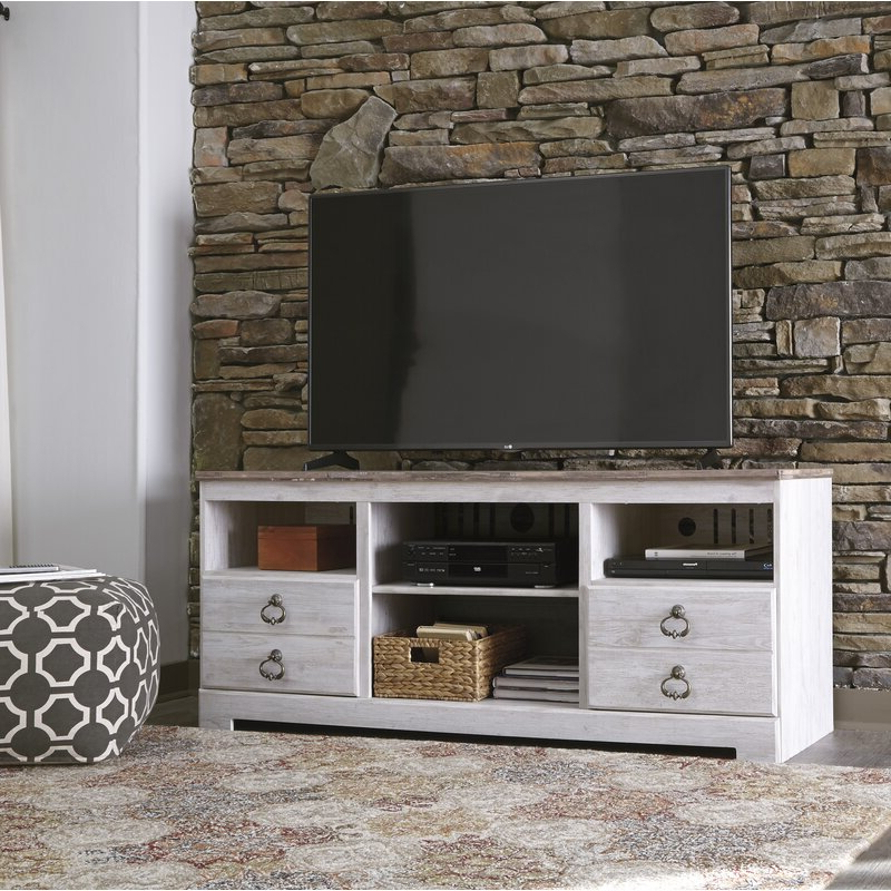 """2017 Lorraine Tv Stands For Tvs Up To 70"""" Within August Grove® Drip Tv Stand For Tvs Up To 70"""" & Reviews (View 12 of 25)"""