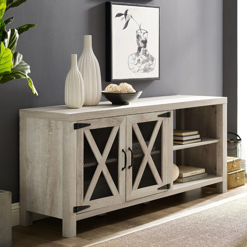 """2017 Tansey Tv Stand For Tvs Up To 65"""" In  (View 4 of 10)"""