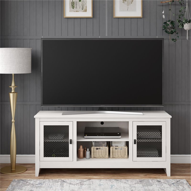 """2018 Ameriwood Home Braewood Tv Stand For Tvs Up To 65"""" In Throughout Tv Stands For Tvs Up To 65"""" (View 2 of 22)"""