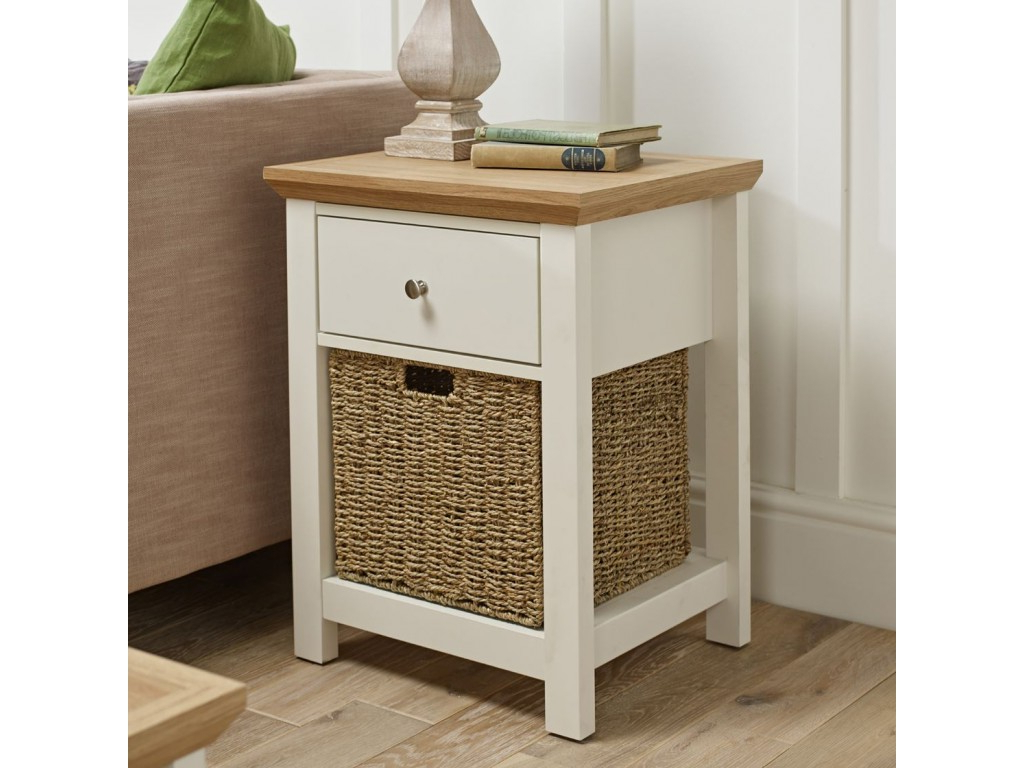 2018 Cotswold Cream Living Room Lamp Table Within Cotswold Cream Tv Stands (View 9 of 10)