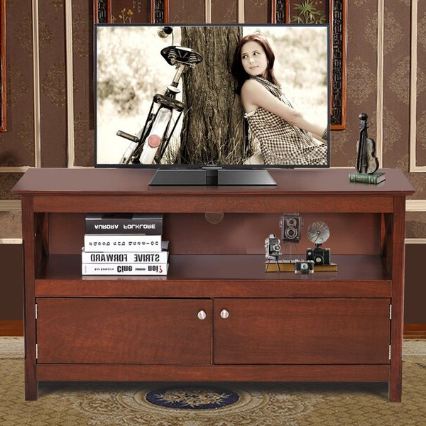 """2018 Maubara Tv Stands For Tvs Up To 43"""" Inside Longshore Tides Marotta Tv Stand For Tvs Up To 43"""" (View 22 of 25)"""