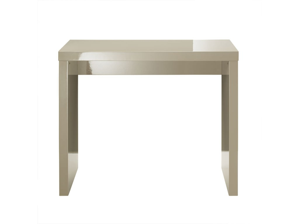 2018 Puro White Tv Stands Inside Puro Stone High Gloss Console Table (View 2 of 10)