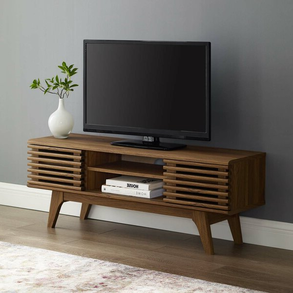 """2018 Tracy Tv Stands For Tvs Up To 50"""" With Regard To George Oliver Wigington Tv Stand For Tvs Up To  (View 5 of 25)"""