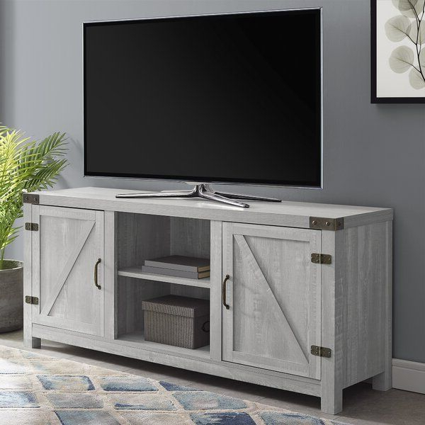 """2018 Trent Austin Design Adalberto Tv Stand For Tvs Up To 65 Pertaining To Valenti Tv Stands For Tvs Up To 65"""" (View 24 of 25)"""