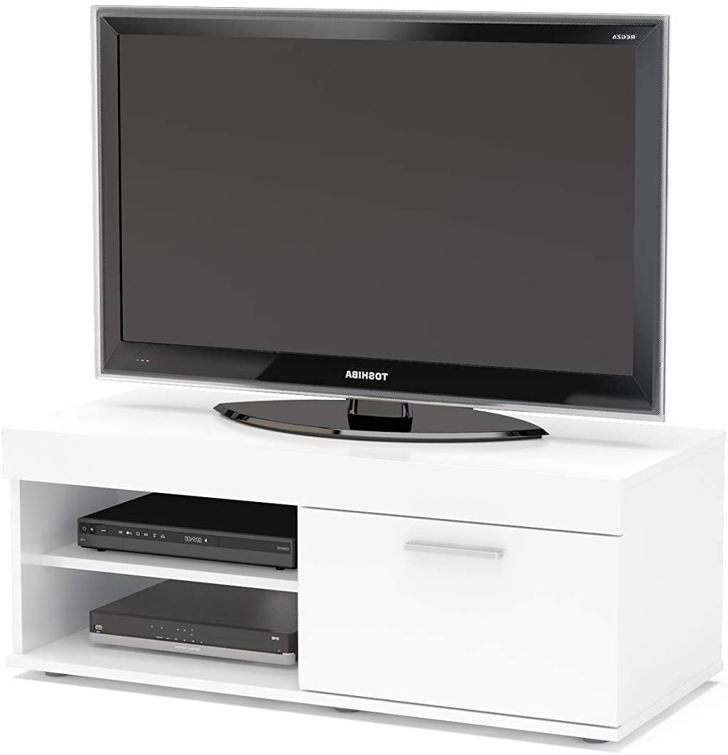 Modern Edgeware Small Tv Stands (View 4 of 6)