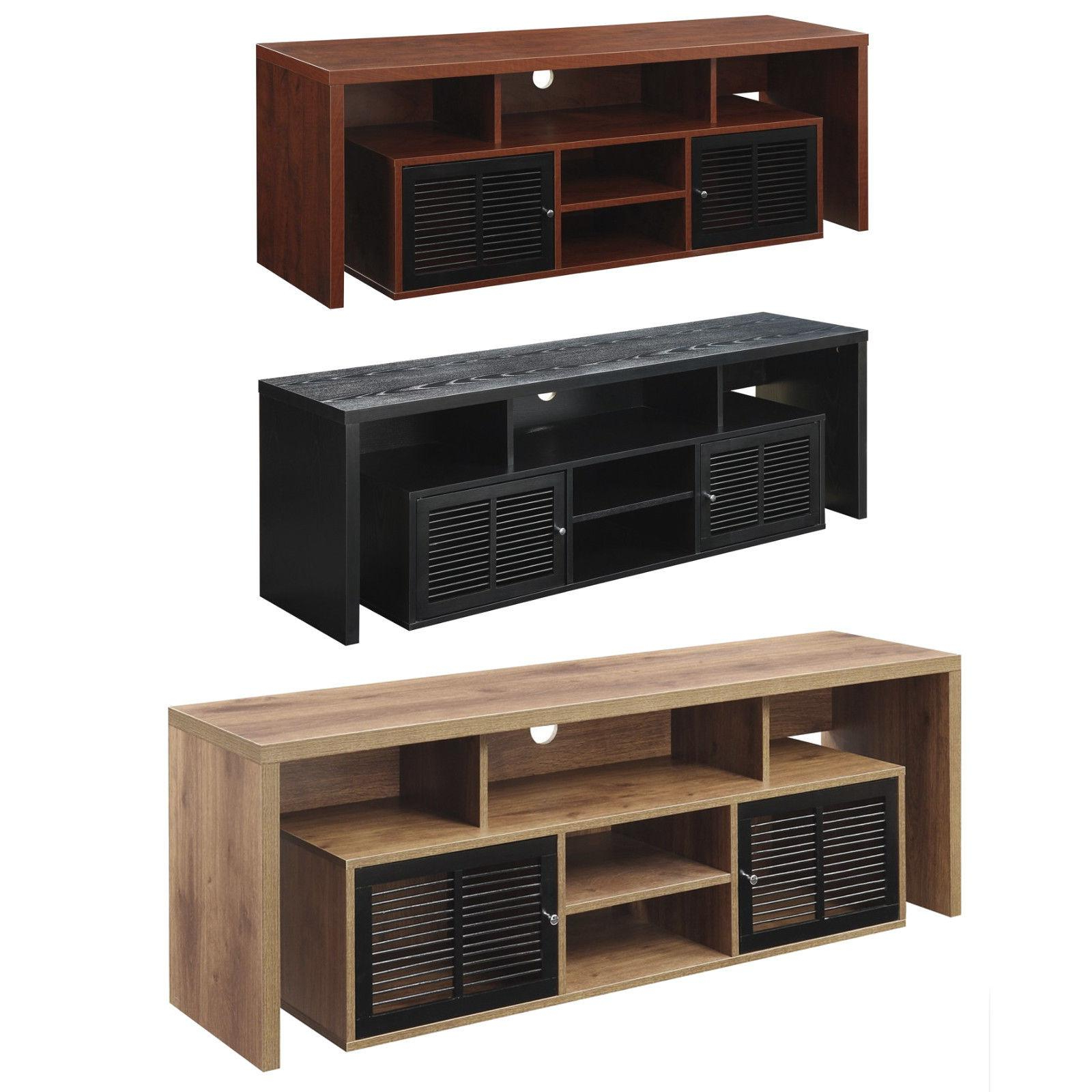 """Adayah Tv Stands For Tvs Up To 60"""" Pertaining To Widely Used Flat Screen Tv Stand 60 Inch Entertainment Center (View 13 of 25)"""