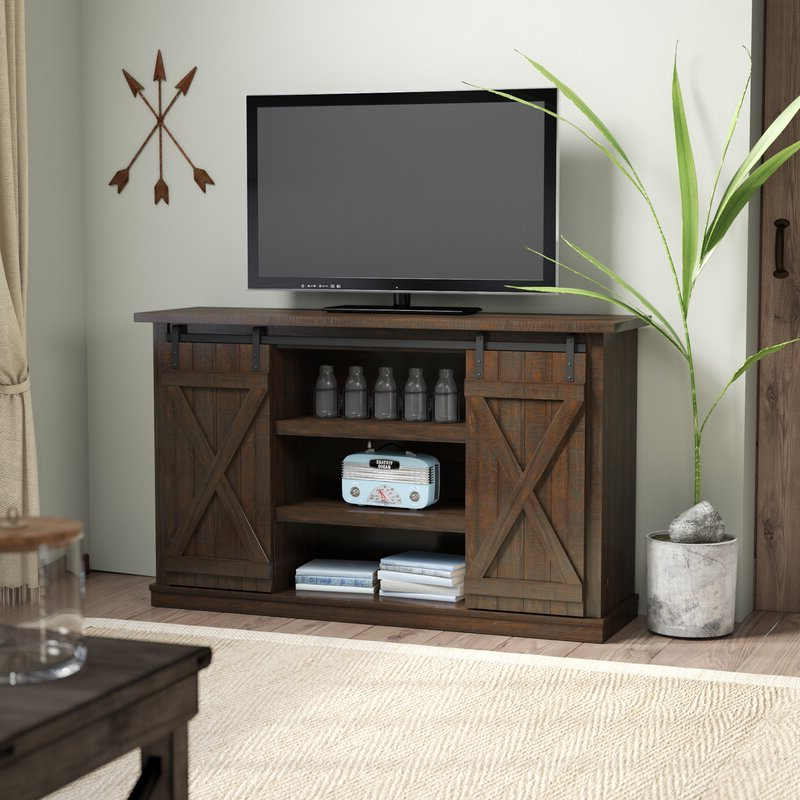 """Adayah Tv Stands For Tvs Up To 60"""" Regarding 2017 Three Posts Lorraine Tv Stand For Tvs Up To 60"""" & Reviews (View 5 of 25)"""