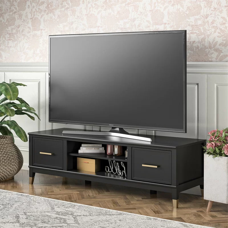 """Ahana Tv Stands For Tvs Up To 60"""" In Preferred Westerleigh Tv Stand For Tvs Up To 65 Inches & Reviews (View 9 of 25)"""