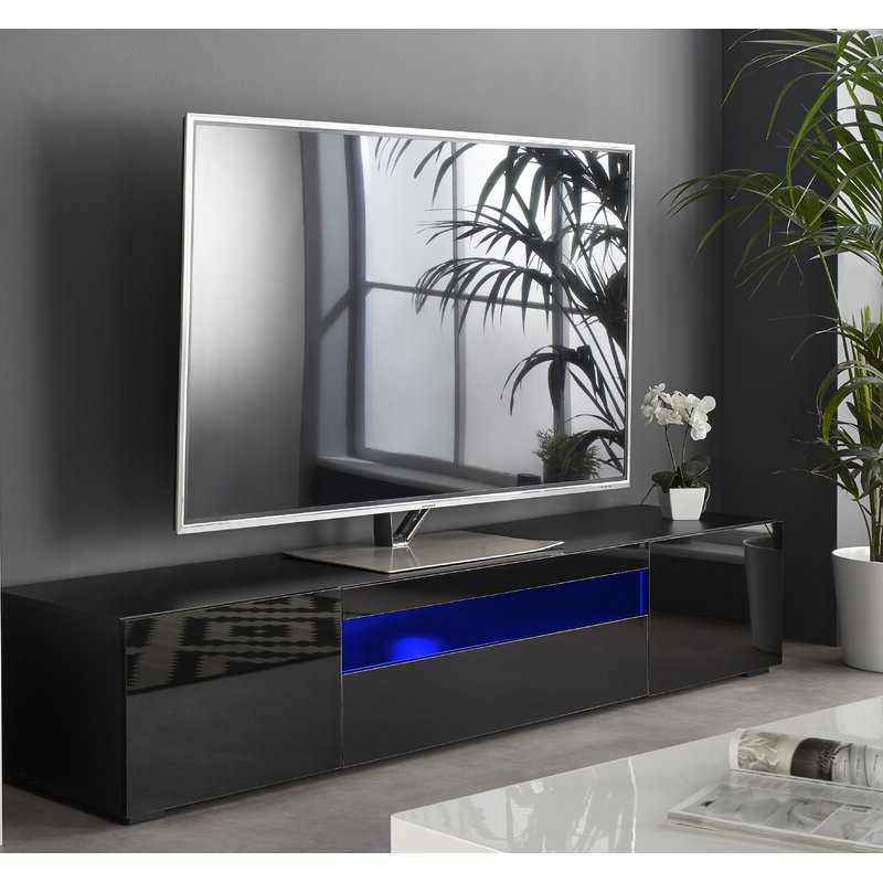 """Ailiana Tv Stands For Tvs Up To 88"""" Pertaining To Famous Mmtfurnituredesigns Tv Stand For Tvs Up To 88"""" (View 13 of 25)"""