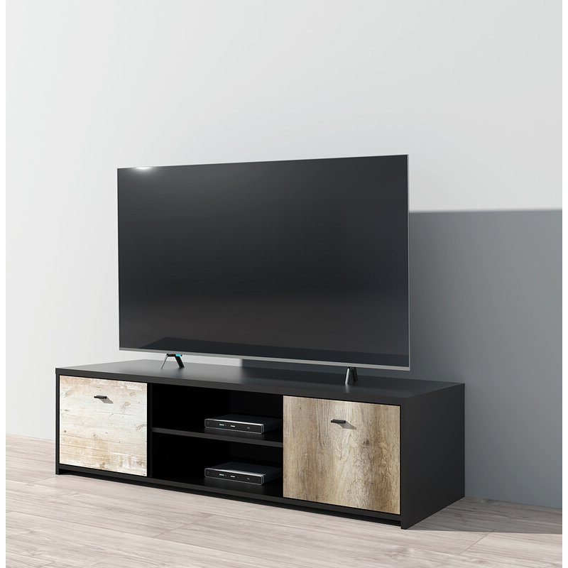 """Ailiana Tv Stands For Tvs Up To 88"""" Pertaining To Well Known Ebern Designs Acad Tv Stand For Tvs Up To 88"""" (View 15 of 25)"""