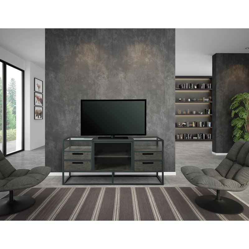 """Allmodern Within Best And Newest Chrissy Tv Stands For Tvs Up To 75"""" (View 11 of 25)"""