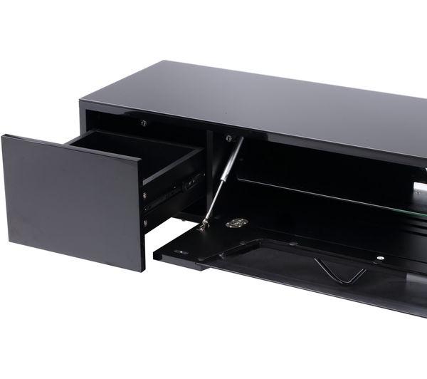 Alphason Chromium 2 1600 Tv Stand – Black Deals (View 13 of 25)