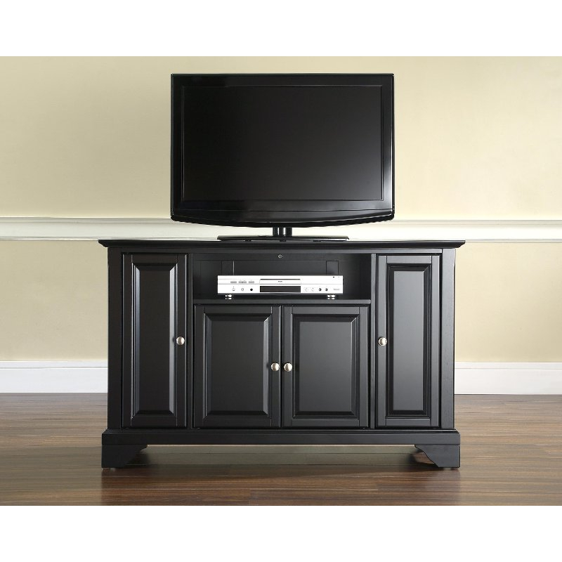 """Antea Tv Stands For Tvs Up To 48"""" Regarding Most Up To Date Black 48 Inch Tv Stand – Lafayette (View 25 of 25)"""