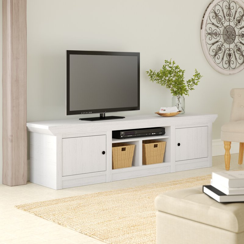 """August Grove Elston Tv Stand For Tvs Up To 85"""" & Reviews For Most Recently Released Bustillos Tv Stands For Tvs Up To 85"""" (View 13 of 25)"""