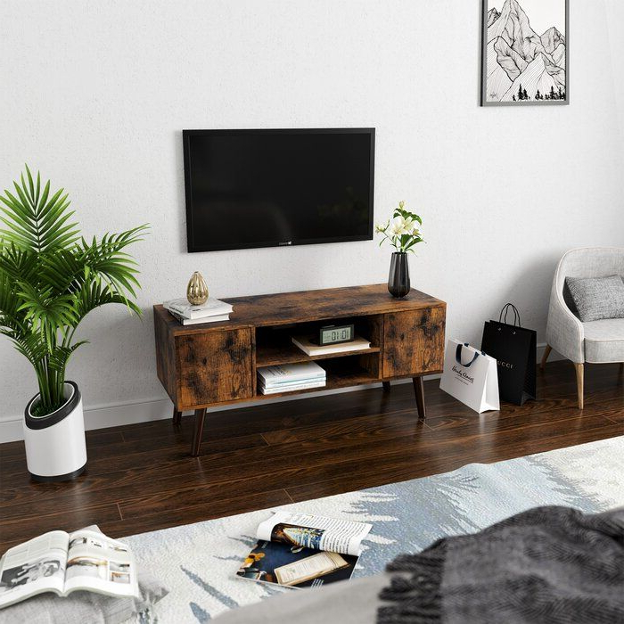 """Baylee Tv Stand Tvs Up To 43"""" (with Images) (View 4 of 25)"""
