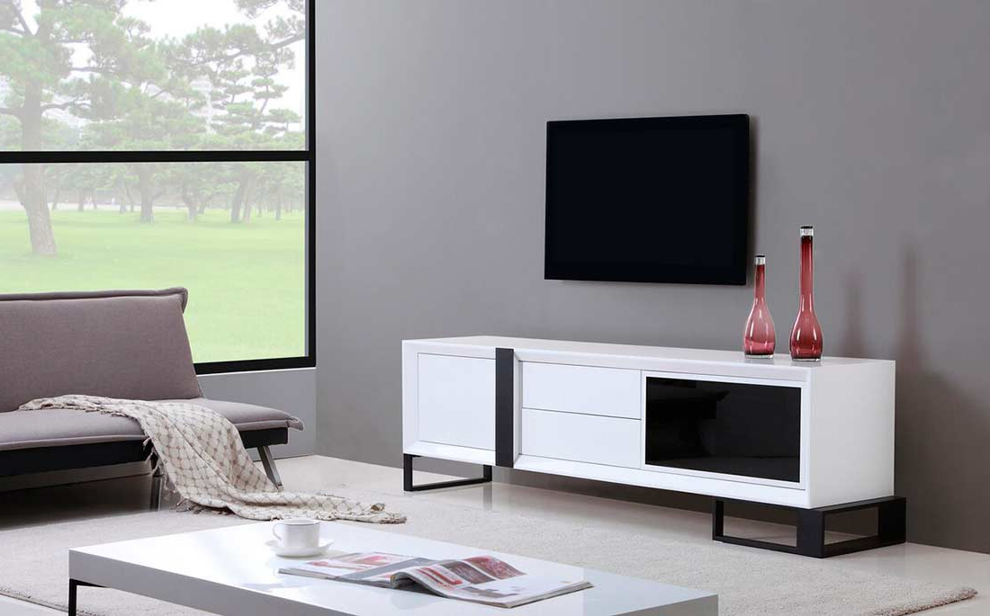 Best And Newest Extra Long Modern Tv Stand Bm  (View 1 of 10)