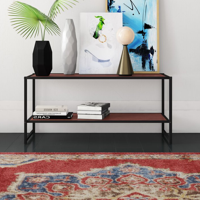 """Best And Newest Mercury Row® Mcgovern Tv Stand For Tvs Up To 43"""" & Reviews Throughout Maubara Tv Stands For Tvs Up To 43"""" (View 19 of 25)"""