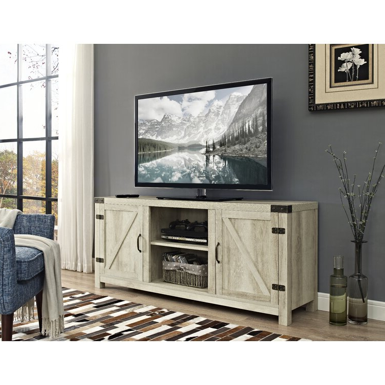 """Best And Newest Trent Austin Design® Adalberto Tv Stand For Tvs Up To 65 Pertaining To Adalberto Tv Stands For Tvs Up To 78"""" (View 7 of 25)"""