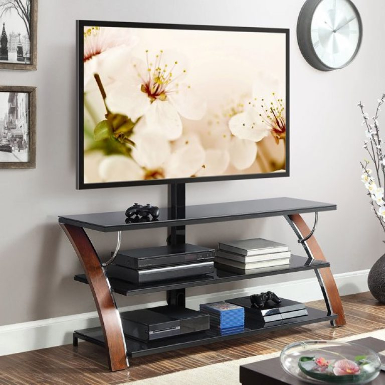Best Tv Stands For 2020 In Whalen Payton 3 In 1 Flat Panel Tv Stands With Multiple Finishes (View 1 of 10)