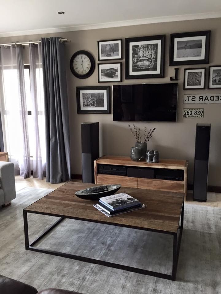 Better Homes & Gardens Herringbone Tv Stands With Multiple Finishes Pertaining To Most Popular Pinisabel Barends On Decor Ideas (View 6 of 10)