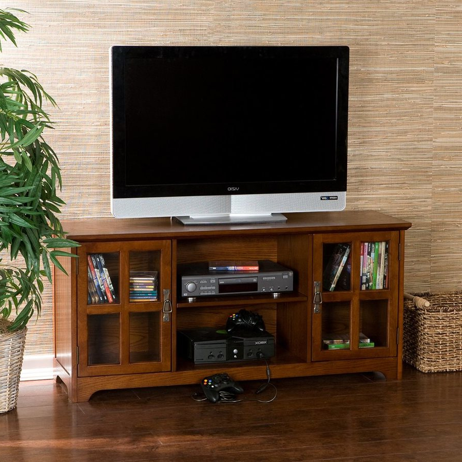 Boston Tv Stands In Well Known Shop Boston Loft Furnishings Remington Mission Oak (View 4 of 10)