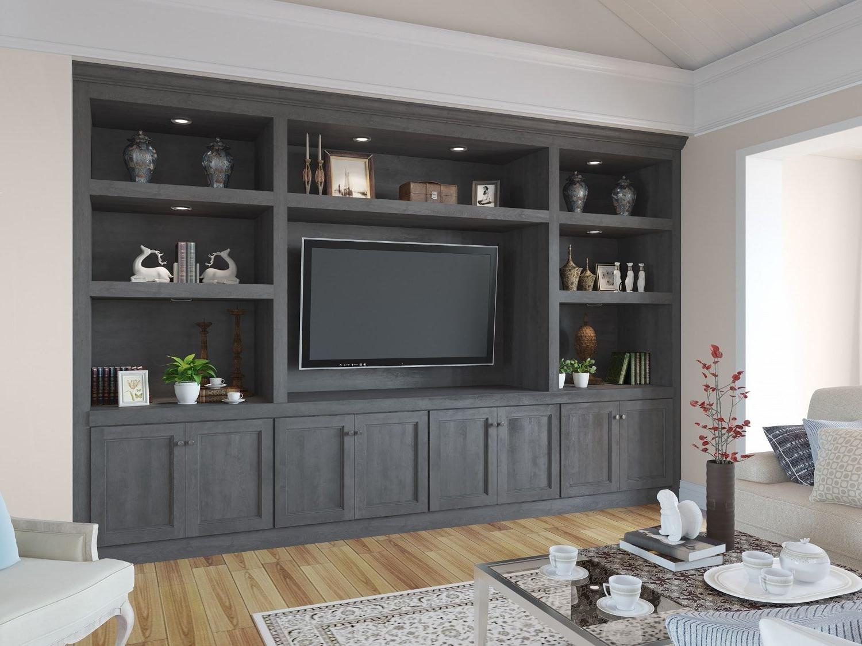 Bromley Grey Corner Tv Stands Regarding Most Popular Ready Assembled Grey Living Room Furniture – Dlivingroomku (View 8 of 25)
