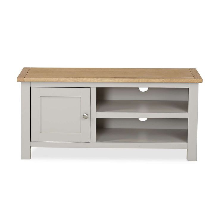Bromley Grey Tv Stand (View 1 of 25)