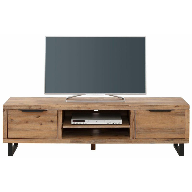 Bromley Oak Corner Tv Stands Intended For Popular Hokku Designs Vinnie Tv Stand & Reviews (View 2 of 10)