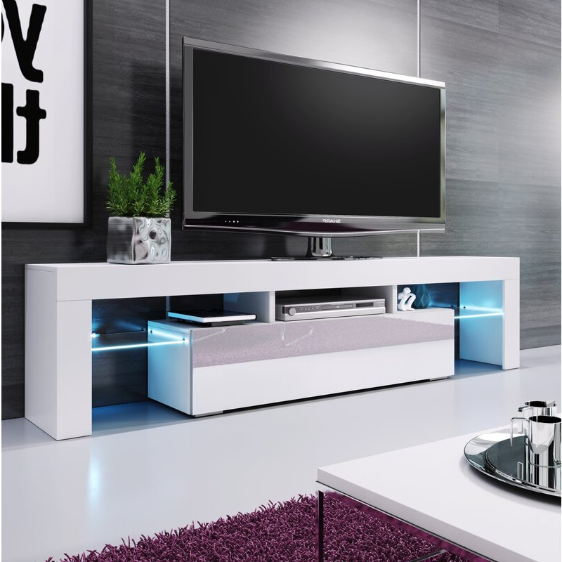 """Broward Tv Stands For Tvs Up To 70"""" Regarding Favorite Orren Ellis Lumini Tv Stand For Tvs Up To 70"""" (View 16 of 25)"""