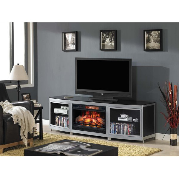 """Bustillos Tv Stands For Tvs Up To 85"""" Within Well Liked Foundry Select Kinde Tv Stand For Tvs Up To 85"""" With (View 6 of 25)"""