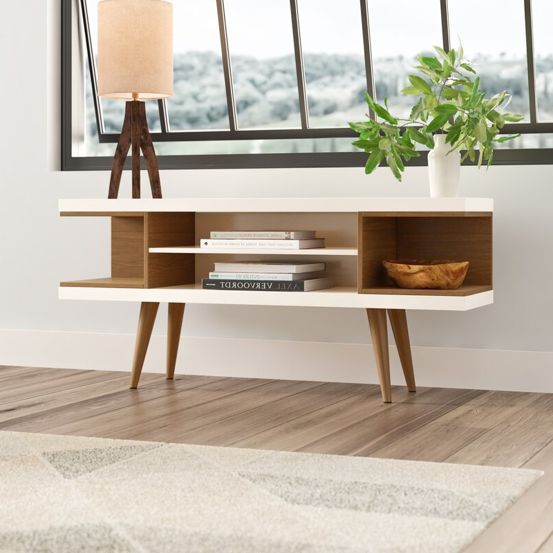 """Caleah Tv Stands For Tvs Up To 50"""" With Regard To Well Liked Hashtag Home Sybil Tv Stand For Tvs Up To 50"""" & Reviews (View 17 of 25)"""