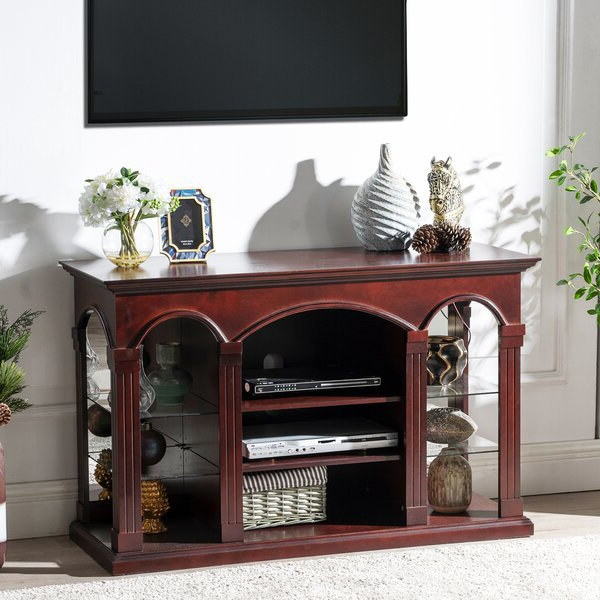 """Canora Grey Kuester Tv Stand For Tvs Up To 50"""" & Reviews Pertaining To Most Recent Tv Stands For Tvs Up To 50"""" (View 22 of 25)"""