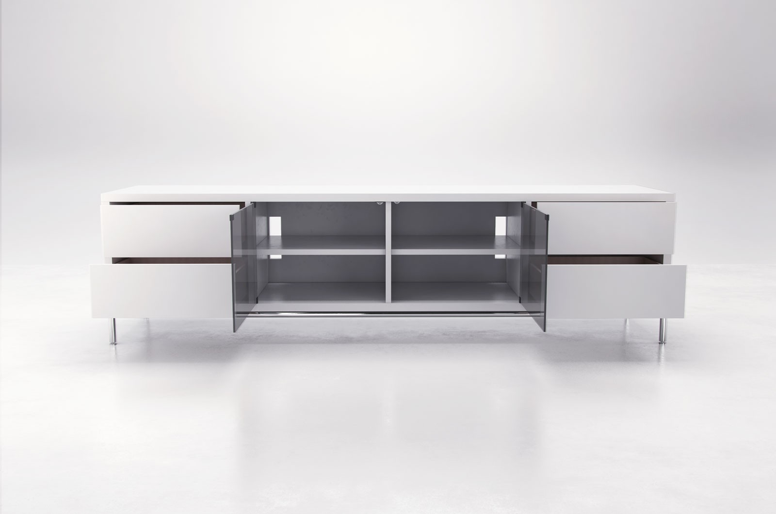 Contemporary Tv Stands In Fulton Tv Stands (View 8 of 10)