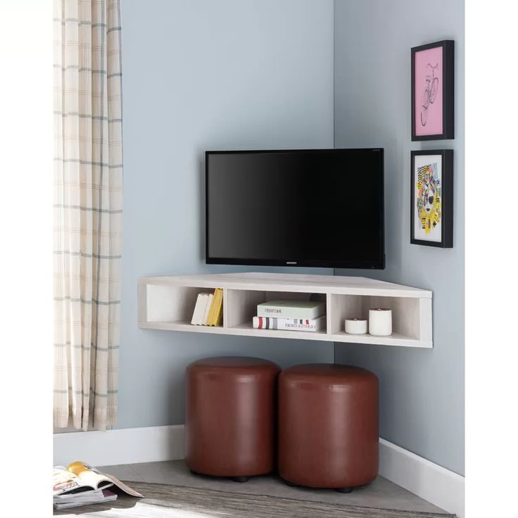 """Corner In Aaliyah Floating Tv Stands For Tvs Up To 50"""" (View 16 of 25)"""