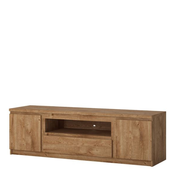 Corona Solid Pine Corner Cabinet Tv Stand – 2 Door Intended For 2017 Tiva Ladder Tv Stands (View 10 of 10)