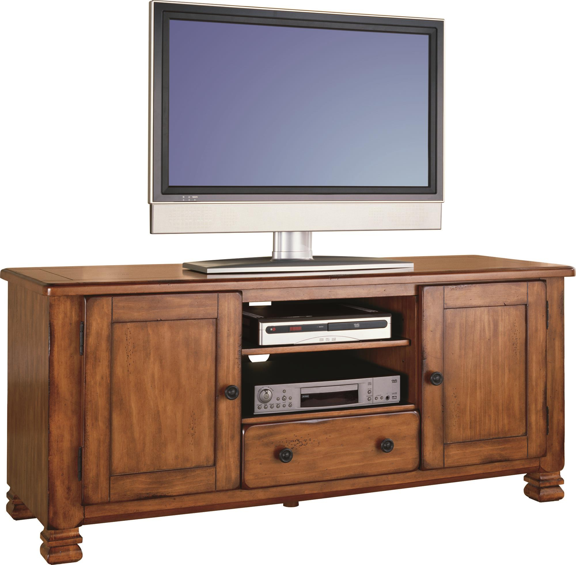 Current Ameriwood Home Summit Mountain Wood Veneer Tv Stand For For Indi Wide Tv Stands (View 2 of 25)