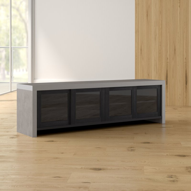 """Current Grandstaff Tv Stands For Tvs Up To 78"""" Within Mercury Row® Tyree Tv Stand For Tvs Up To 78"""" & Reviews (View 18 of 25)"""