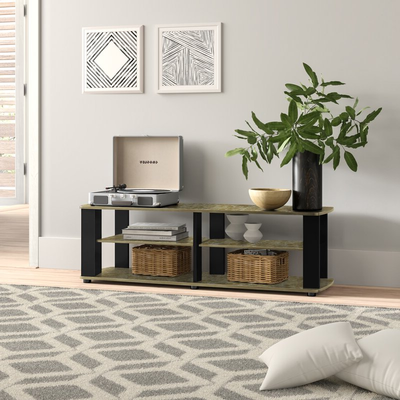 """Current Oglethorpe Tv Stands For Tvs Up To 49"""" Regarding Zipcode Design™ Brittney Tv Stand For Tvs Up To  (View 24 of 25)"""