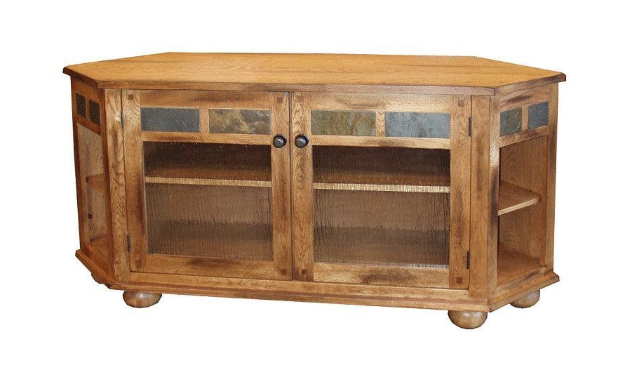 Current Pin On Corner Tv Stands Pertaining To Sidmouth Oak Corner Tv Stands (View 3 of 10)