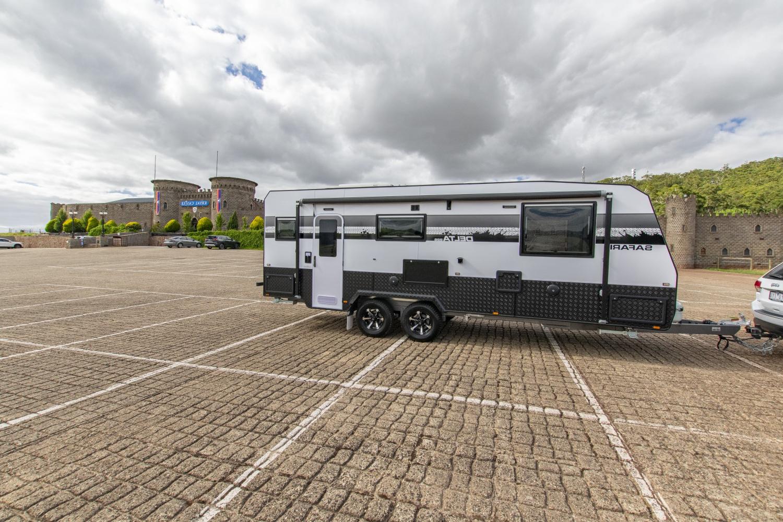 Delta Large Tv Stands Throughout 2018 Safari Delta 226 Limited – Trounce Caravans – Ballarat (View 2 of 10)